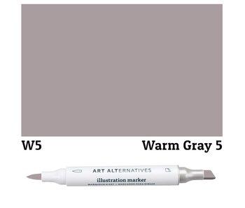 Art Alternatives ILLUSTRATION MARKER WARM GRAY 5