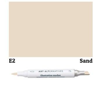 Art Alternatives ILLUSTRATION MARKER SAND