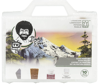 Bob Ross Oil Basic Paint Set Landscape 8 Pieces