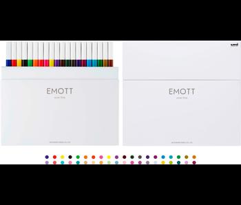EMOTT - 0.4 mm Fine Color Liner 40 Count