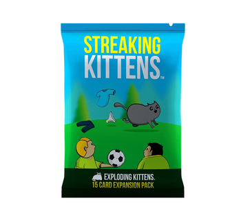 EXPLODING KITTENS EXP - STREAKING KITTENS