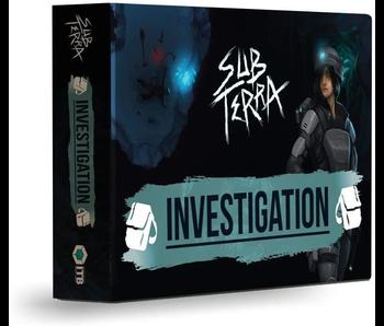 SUB TERRA EXP: INVESTIGATION
