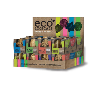 ECO LOGICALS BAMBOO PUZZLE - THE SPLINTER