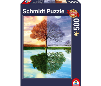 SCHMIDT PUZZLE 500: SEASONS