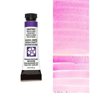 DANIEL SMITH XF WATERCOLOR 5ML COBALT VIOLET