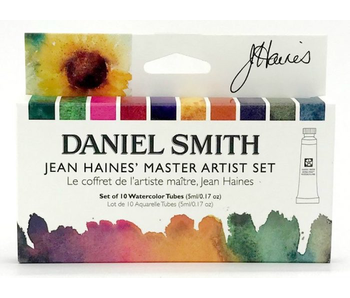 Dan Smith Watercolor Jean Hayes 10 Colour Master Set of 5 ml colours
