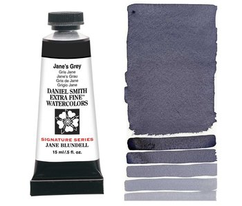 Daniel Smith Xf Watercolour 15ml Jane'S Grey Extra-Fine Watercolor