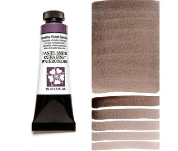 Daniel Smith 15ml Hematite Violet Genuine Extra-Fine Watercolor