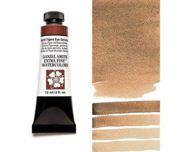 Daniel Smith 15ml Burnt Tigers Eye Genuine Extra-Fine Watercolor