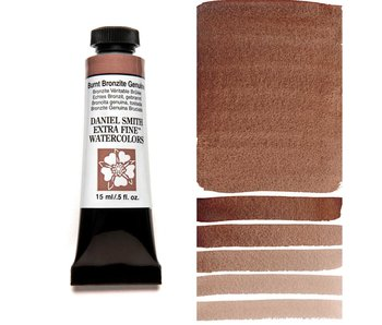 DANIEL SMITH XF WATERCOLOR 15ML BURNT BRONZITE GENUINE