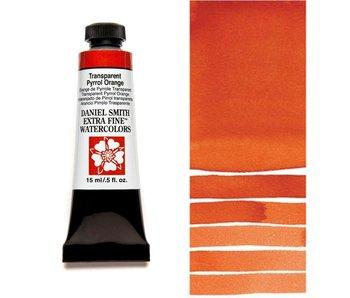 Daniel Smith 15ml Transparent Pyrrol Orange Extra-Fine Watercolor