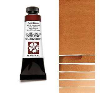 Daniel Smith 15ml Burnt Sienna Extra-Fine Watercolor