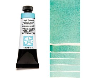 Daniel Smith 15ml Cobalt Teal Blue Extra-Fine Watercolor