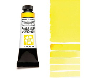 Daniel Smith 15ml Aureolin (Cobalt Yellow) Extra-Fine Watercolor
