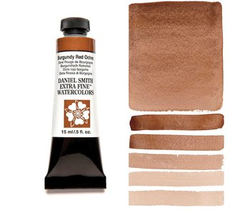 DANIEL SMITH XF WATERCOLOR 15ML BURGUNDY RED OCHRE