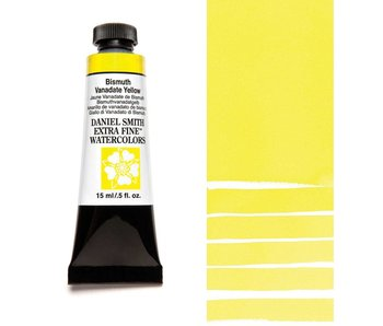 DANIEL SMITH XF WATERCOLOR 15ML BISMUTH VANADATE YELLOW