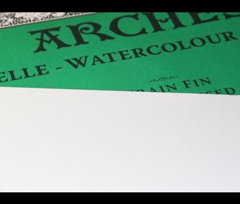 "ARCHES® Watercolour Cold Press 22 x 30"" - 300lb 5 sheet pack"