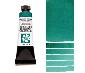 Daniel Smith 15ml Ultramarine Turquoise Extra-Fine Watercolor
