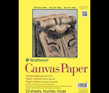 "STRATHMORE CANVAS PAPER 6x6"""