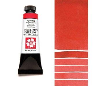 Daniel Smith 15ml Pyrrol Red Extra-Fine Watercolor