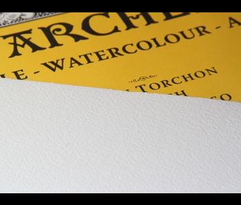 """ARCHES® Watercolour Rough 22x30"""" 300lb 5 sheets"""