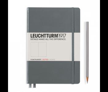 Leuchtturm1917 Notebook Medium Dotted Anthracite