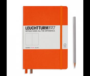 Leuchtturm1917 Notebook Medium Plain Orange