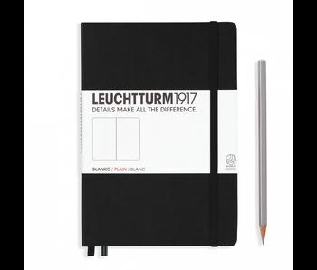 Leuchtturm1917 Notebook Medium Plain Black