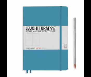 Leuchtturm1917 Notebook Medium Dotted Nordic Blue