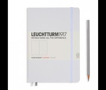 Leuchtturm1917 Notebook Medium Dotted White