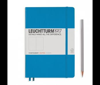Leuchtturm1917 Notebook Medium Dotted Azure