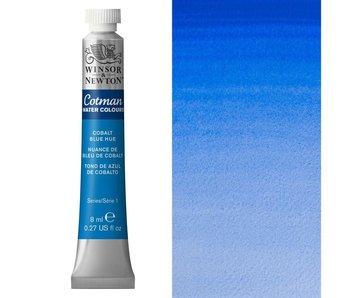 COTMAN WATERCOLOUR 8ML COBALT BLUE HUE