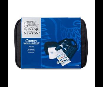 COTMAN WATERCOLOUR TRAVEL BAG
