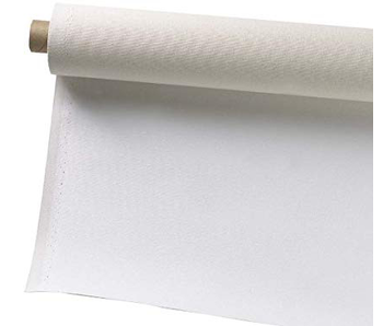"""Primed Canvas Roll 63"""" 6 yards"""