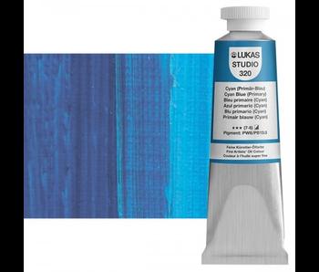 LUKAS STUDIO OIL 37ML CYAN BLUE (PRIMARY)