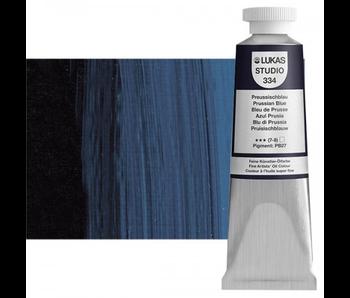 LUKAS STUDIO OIL 37ML PRUSSIAN BLUE