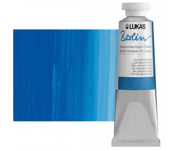 LUKAS BERLIN OIL 37ML CYAN BLUE PRIMARY