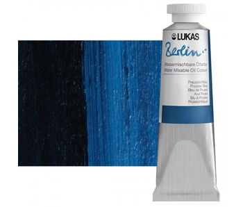 LUKAS BERLIN OIL 37ML PRUSSIAN BLUE
