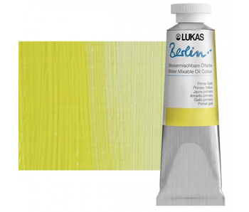 LUKAS BERLIN OIL 37ML PRIMARY YELLOW