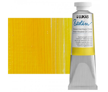 LUKAS BERLIN OIL 37ML CADMIUM YELLOW LIGHT HUE