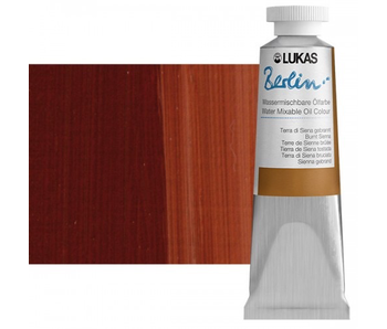 LUKAS BERLIN OIL 37ML BURNT SIENNA