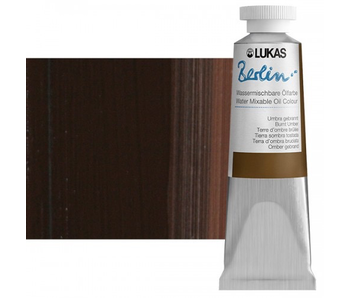 LUKAS BERLIN OIL 37ML BURNT UMBER