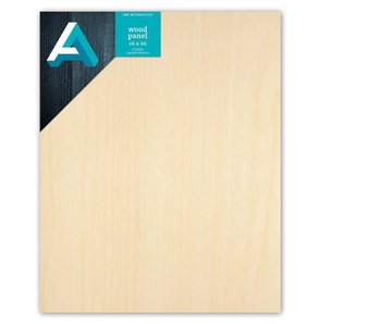 Art Alternatives Wood Panel 3/4 inch Cradled Studio Profile 16X20
