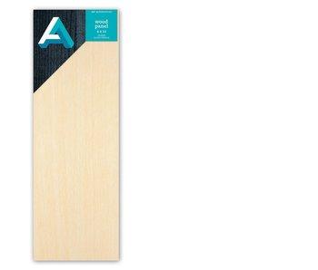 Art Alternatives Wood Panel 3/4 inch Cradled Studio Profile 4X12