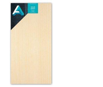 Art Alternatives Wood Panel 3/4 inch Cradled Studio Profile 6X12