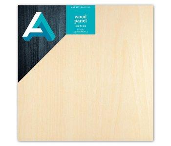 Art Alternatives Wood Panel 3/4 inch Cradled Studio Profile 14X14