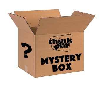 MYSTERY BOX OF 5 GAMES FOR KIDS/FAMILIES