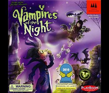VAMPIRE OF THE NIGHT GAME