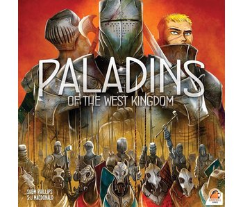 KENNERSPIEL DE JAHRES 2020  NOMINEE *SPECIAL MENTION* - PALADINS OF THE WEST KINGDOM