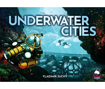 KENNERSPIEL DE JAHRES 2020  NOMINEE *SPECIAL MENTION* - UNDERWATER CITIES - PRE-BUY